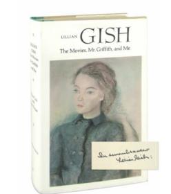 莉莉安·吉什:电影,格里菲斯先生和我1969年第一版