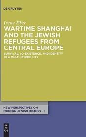 Wartime Shanghai and the Jewish Refugees From Central Europe: Survival, Co-Existence, and Identity in a Multi-Ethnic City (New Perspectives on Modern Jewish History, 1)