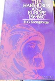 Hapsburgs And Europe, 1516-1660