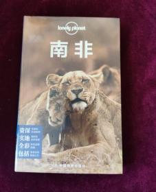 正版塑封 Lonely Planet国际指南系列:南非