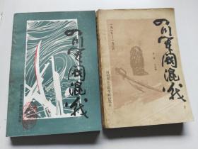 四川历史丛书《四川军阀混战 (1927年--1934年)、四川军阀混战 (一九一七-一九二六)》2册合售