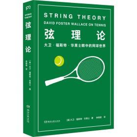 【正版】弦理论大卫·福斯特·华莱士9787540492557