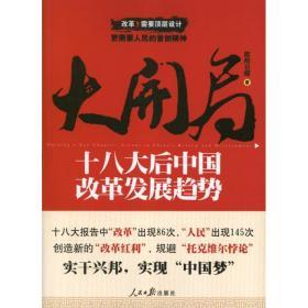 【正版】大开局:   后中国改革发展趋势9787511513502欧阳日辉