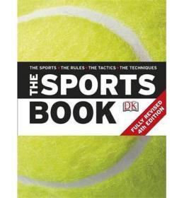【原版】运动百科 英文原版 DK-The Sports Book/DK出版 时尚休闲
