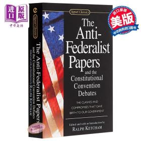 【原版】The Anti-Federalist Papers and the Constitutional Convention