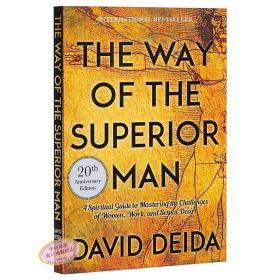 【原版】高级男人手册(20周年纪念版)英文原版 The Way of the Superior Man