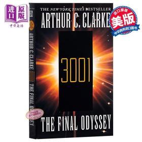 [英文原版]3001: The Final Odyssey / Arthur Charles Clarke