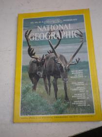 英文版美国《国家地理杂志》1979  156NO.6