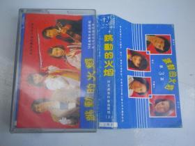 磁带《跳动的火焰》3(50首迪斯科歌曲联唱)