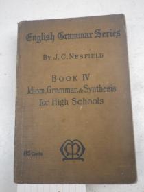 民国版 高中英语 奈斯菲尔德 ..语法