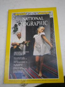 英文版美国《国家地理杂志》1979  NO.6