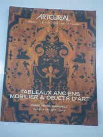 ARTCURIAL古董.家具   巴黎拍卖  2007