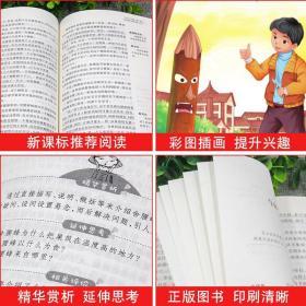歪脑袋木头桩 严文井童话选 快乐读书吧 二年级上册课外书必读经典书目3三年级小学生课外阅读书籍儿童故事书7-10岁