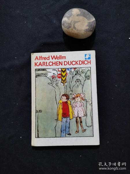Alfred Wellm  KARLCNEN DUCKDICH