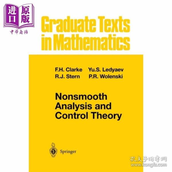 Nonsmooth Analysis and Control Theory