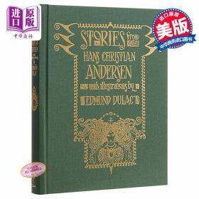 正版全新安徒生童话(精装插图版)英文原版 英文版 Calla Editions:Stories from Hans Christian Andersen