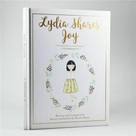 K20 原版英文 莉迪亚的故事 Lydia Shares Joy: Generosity 精装.
