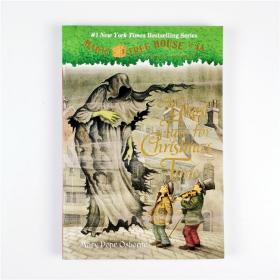 J17 Magic Tree House系列 A Ghost Tale for Christmas Time #44.