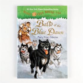 J17 Magic Tree House系列 Balto of the Blue Dawn #35.