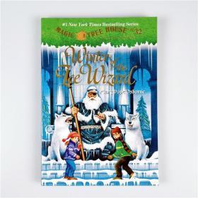 J17 Magic Tree House系列 Winter of the Ice Wizard #32.