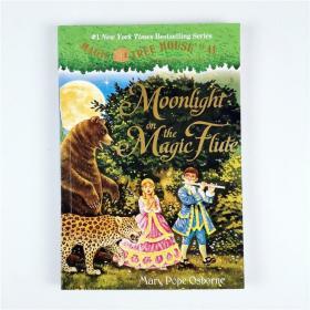 J17 Magic Tree House系列 Moonlight on the Magic Flute #41.