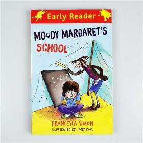 J31 原版 Early Reader:Moody Margaret's School 平装.