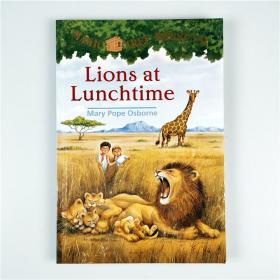 J17 Magic Tree House系列 Lions at Lunchtime #11.