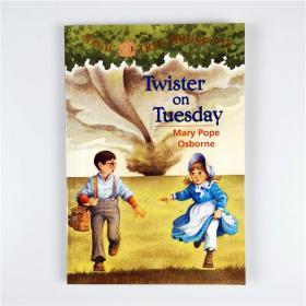 J17 Magic Tree House系列 Twister on Tuesday #23.