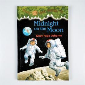 J17 Magic Tree House系列 Midnight on the Moon #8.