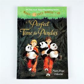 J17 Magic Tree House系列 A Perfect Time for Pandas #48.
