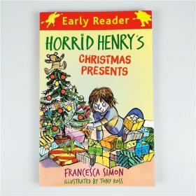 J31 原版 Early Reader:Horrid Henry's Christmas Presents 平装.