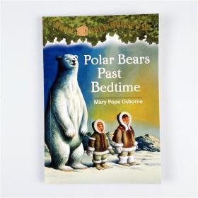 J17 Magic Tree House系列 Polar Bears Past Bedtime #12.
