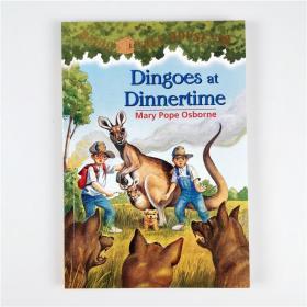 J17 Magic Tree House系列 Dingoes at Dinnertime #20.