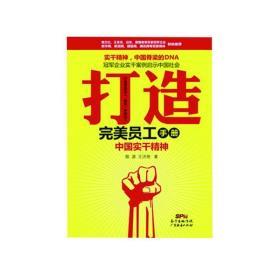 正版打造完美员工手册:中国实干精神