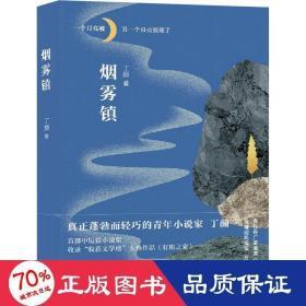 正版烟雾镇(2019收获文学排行榜小说,第二届钟山之星文学奖)