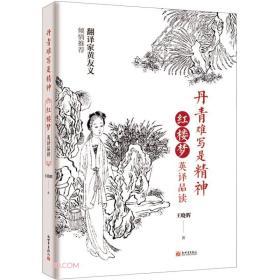 丹青难写是精神(红楼梦英译品读)(精)