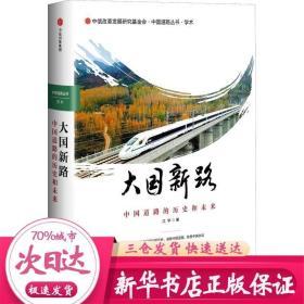 大国新路 中国道路的历史和未来