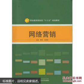 网络营销 黄伟 冼丽英 武汉大学出版社