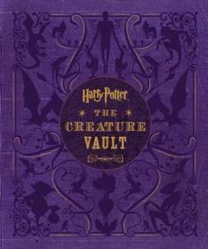 Harry Potter: The Creature Vault 哈利波特神奇生物宝库【英文?