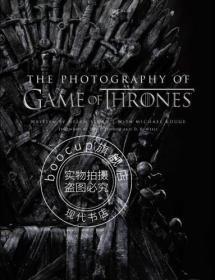 冰与火之歌权力的游戏摄影画册艺术设定集 英文 美版 Th
