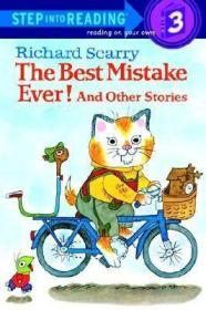 Richard Scarry's The Best Mistake Ever! and Other Stori