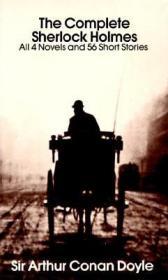福尔摩斯套装英文原版The Complete Sherlock Holmes: All 4 Nove