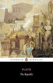 The Republic(Penguin Classics) 理想国【英文原版 瑕疵品、著?