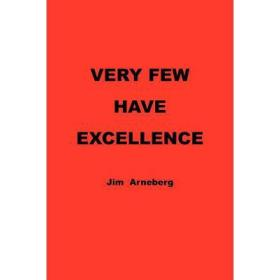 Very Few Have Excellence [9781418422158]