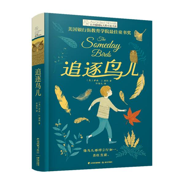 追逐鸟儿/长青藤书系
