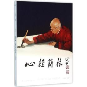 如初见正版图书!心经简林饶宗颐9787102073002人民美术出版社2016-01-01艺术书籍