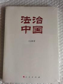 正版塑封 法治中国