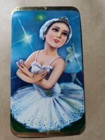 1980跳舞日历卡片