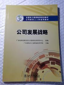正版 公司发展战略广东电网有限责任公司教育培训