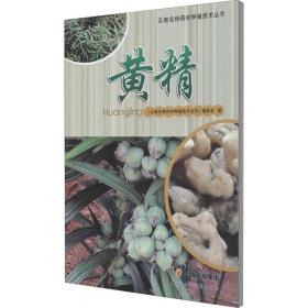 正版云南名特药材种植技术丛书:黄精